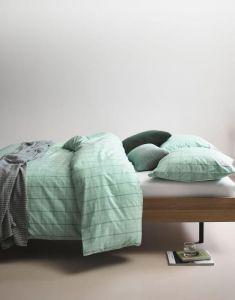 Marc O'Polo Tolva Soft Green Bettwäsche 135 x 200 cm