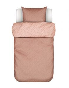 Marc O'Polo Verin Coral Pink Bettwäsche 135 x 200 cm