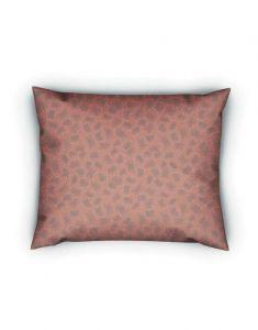 Marc O'Polo Verin Coral Pink Kissenbezug 40 x 80 cm