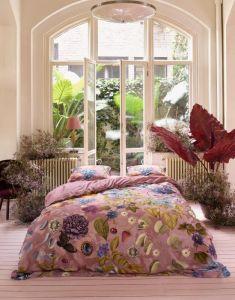 ESSENZA Veronique Woodrose Bettwäsche 135 x 200 cm