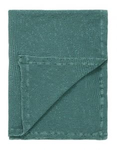 Marc O'Polo Viron Sage Green Plaid 130 x 170 cm