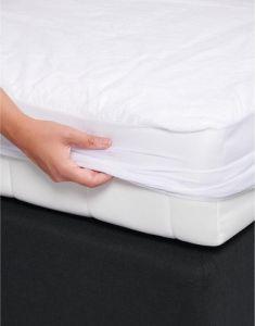 ESSENZA Waterproof 90c Weiß Spannbettlaken 80 x 200 cm
