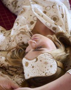 Covers & Co Zahra Luna tic Ecru Pyjamatop M
