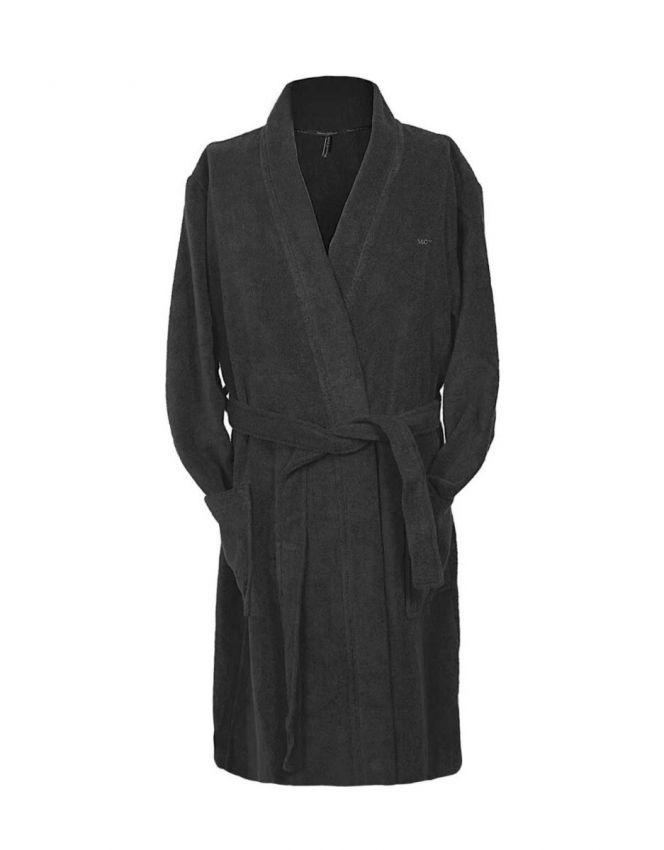 Marc O'Polo Classic bathrobe Anthrazit Bademantel XS