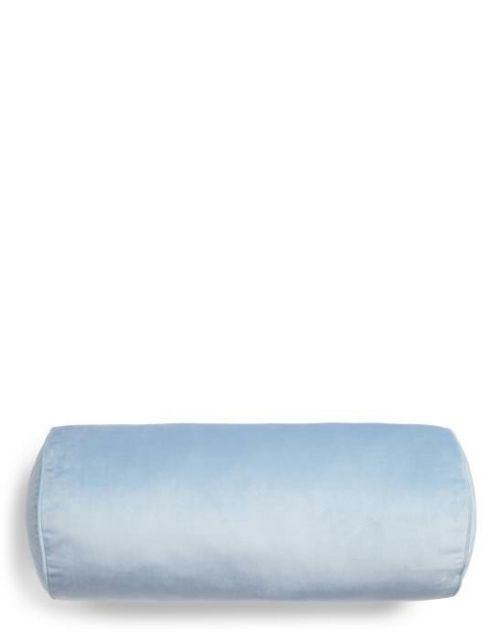 ESSENZA Dailah Iceblue Nackenrolle 22 x 50 cm