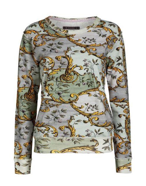 ESSENZA Ginni Georgina Grün Sweater M