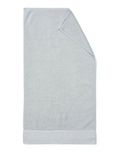 Marc O'Polo Linan Grau Handtuch 50 x 100 cm