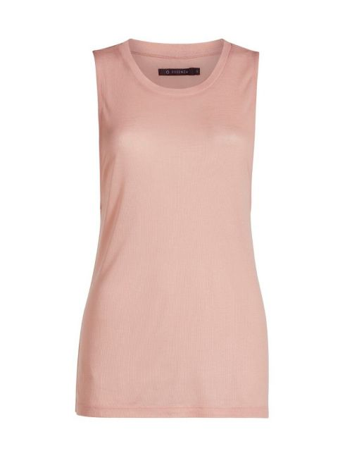 ESSENZA Mel Rose Top ärmellos XS