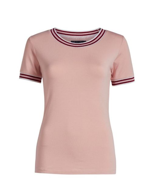ESSENZA Ziva Rose Top Kurzarm S