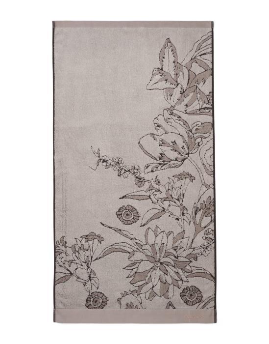 ESSENZA Malou Blumen Jacquard Handtuch  55x100 | Bad > Handtücher | ESSENZA