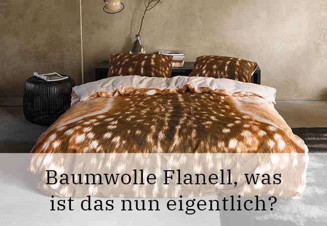 Was ist Baumwolle Flanell?