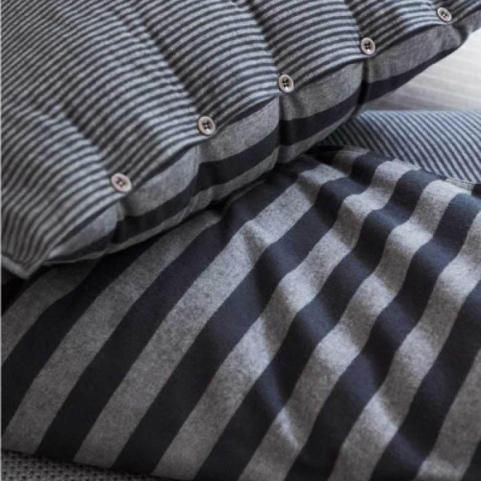 Marc O'Polo Classic Winter Stripe Bettwäsche