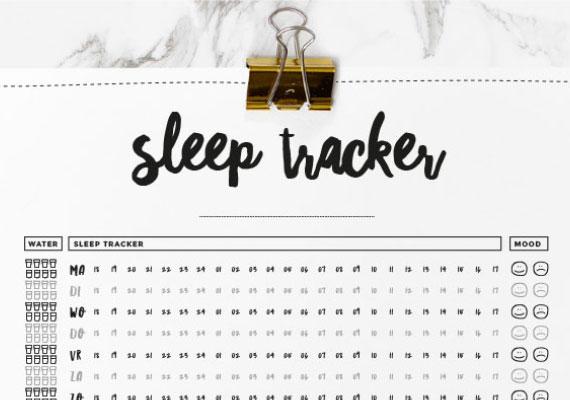 Blog post sleeptracker