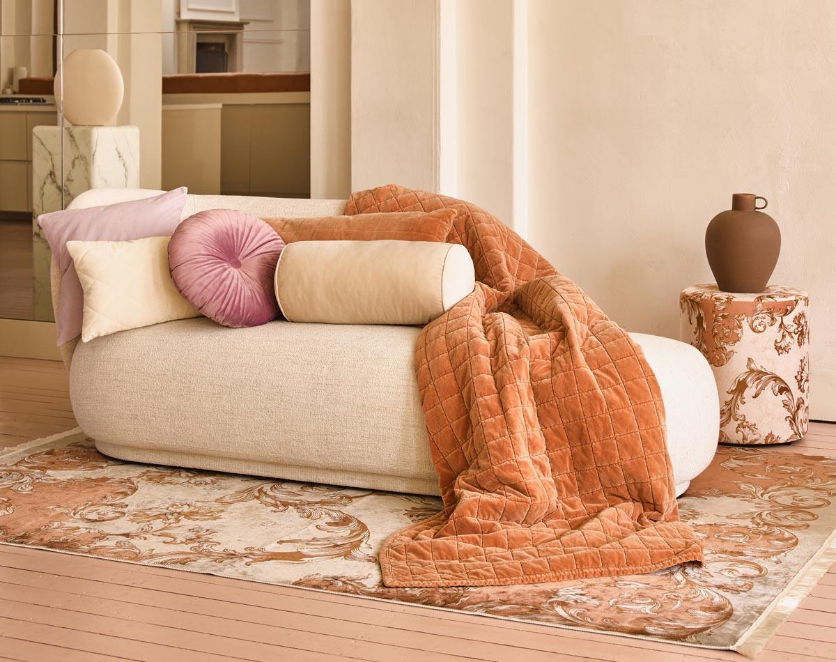 Den Teppich platzieren: Tipps und Tricks