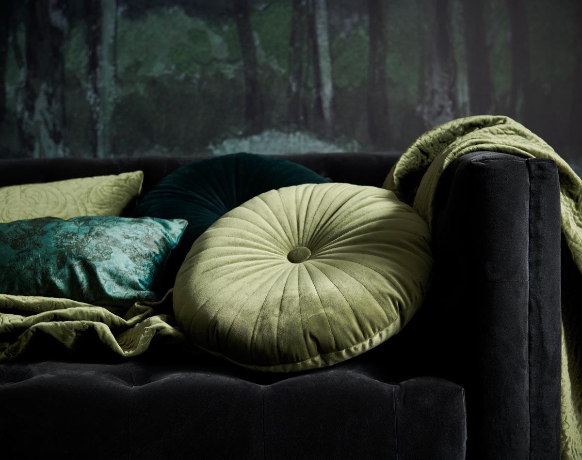 Trendfarbe: Moosgrün