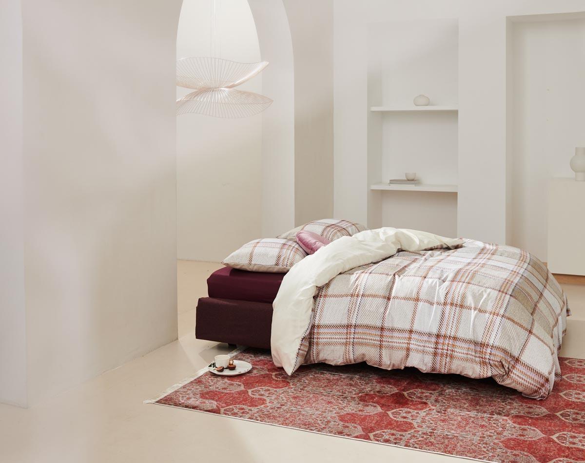 Die schönsten Kombinationen aus Spannbettlaken & Bettwäsche
