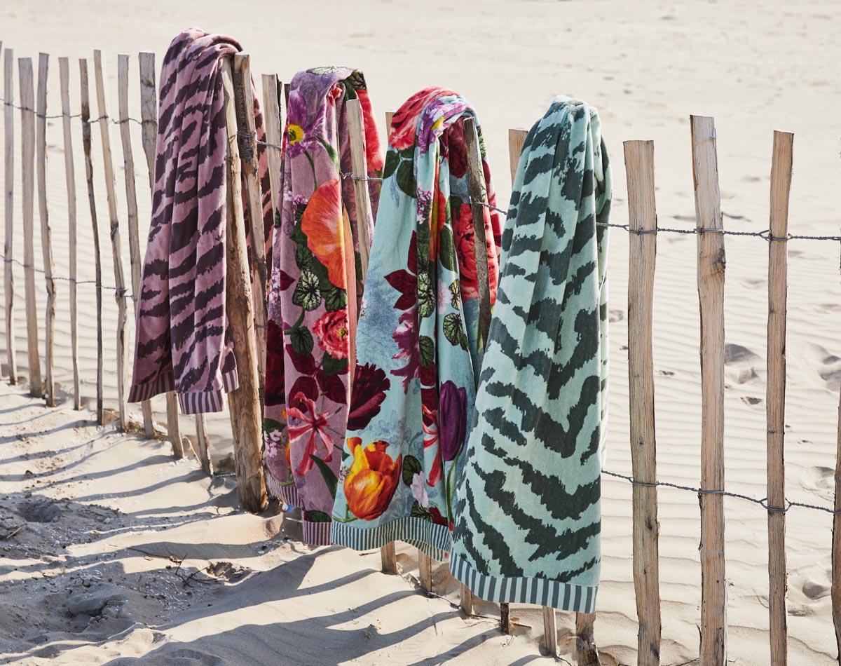Pool, See oder Meer: Welches nachhaltige Strandlaken nehmen Sie mit?