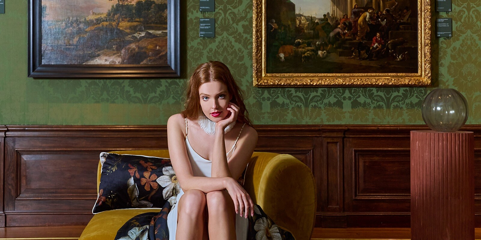 ESSENZA for Mauritshuis