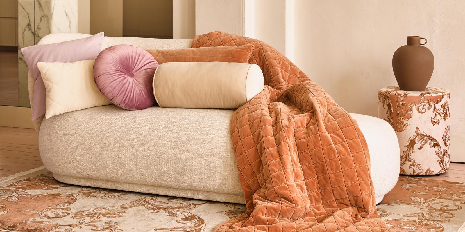 Die richtige Teppichgröße wählen Tipps und Tricks   ESSENZA HOME