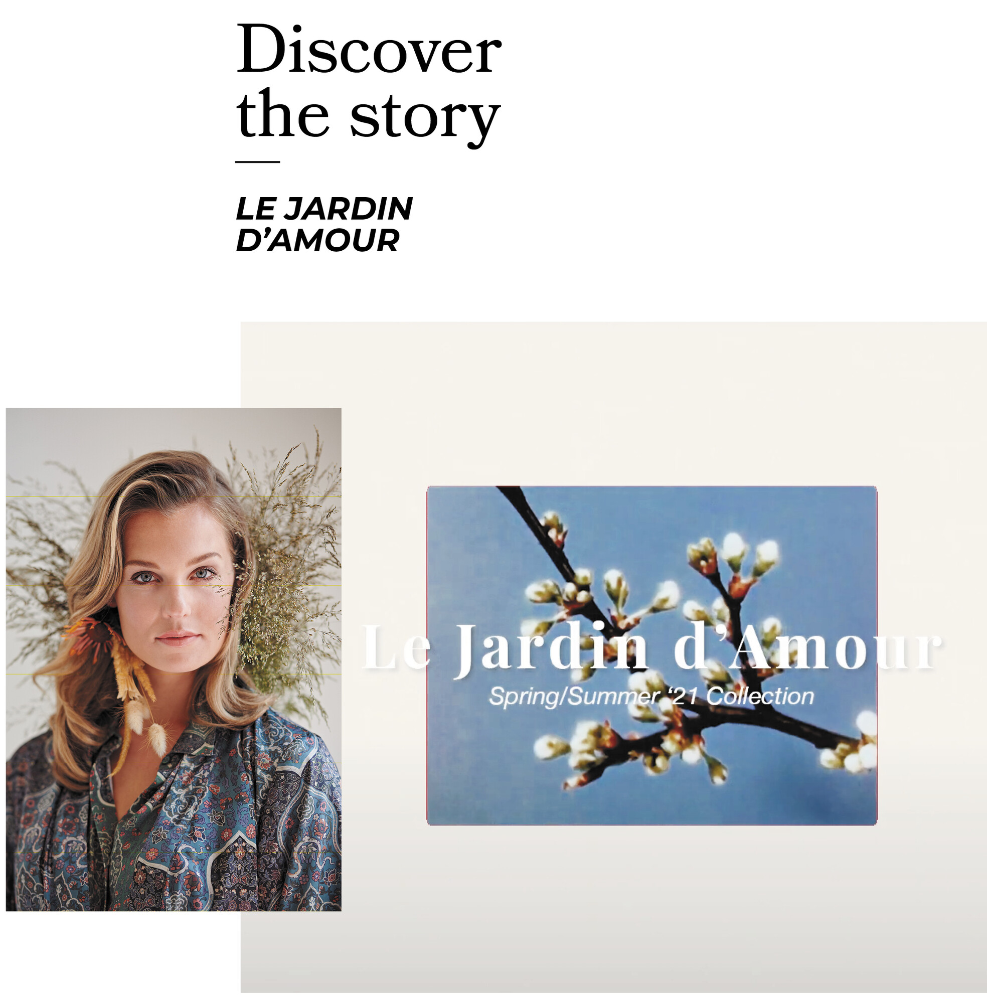 Le Jardin d'Amour Collection movie