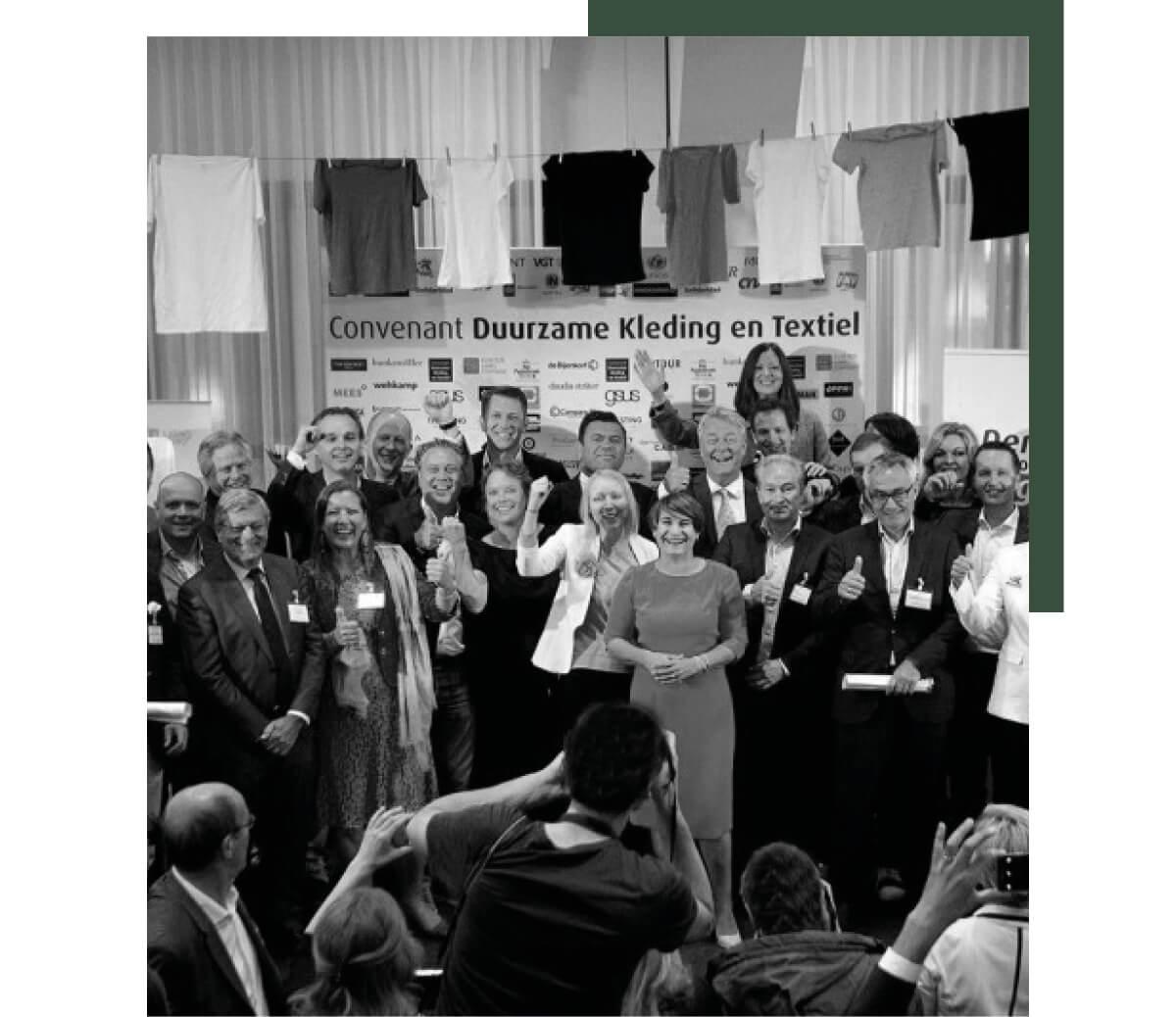ESSENZA HOME unterzeichnet dasBündnis für nachhaltige Bekleidung und Textilien